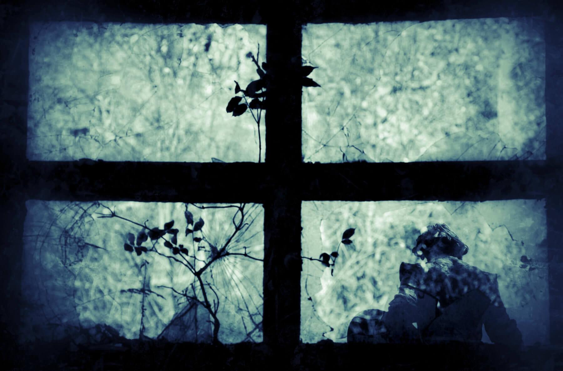 Eckhard Ischebeck - Ein Fenster II
