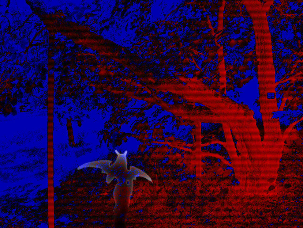 Eckhard Ischebeck - The tree and the devil