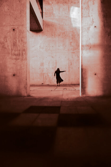 Eckhard Ischebeck - Dancing to architecture